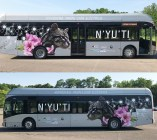 Bus Wrap by G-Force Signs South Windsor CT
