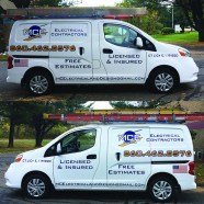 Commercial Vehicle Lettering in Meridan, CT