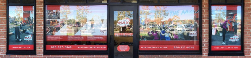 Window Graphics in South Windsor, CT