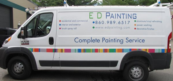 Painting Brands With Ram Promaster Van Graphics In