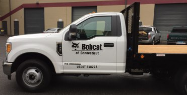 Truck Lettering in East Hartford CT