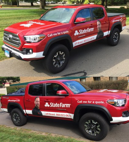 Vehicle Graphics in West Hartford, CT