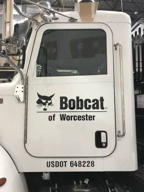 Commercial Vehicle Lettering, Worcester, MA