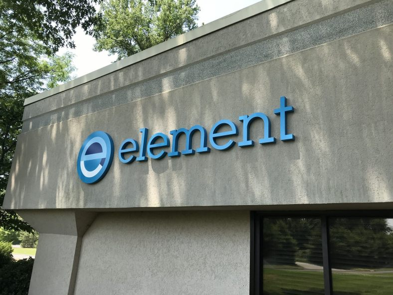Exterior Dimensional Letters in South Windsor, CT