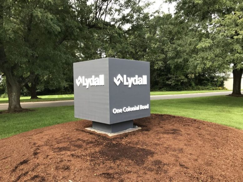 Exterior Dimensional Letters in Manchester CT