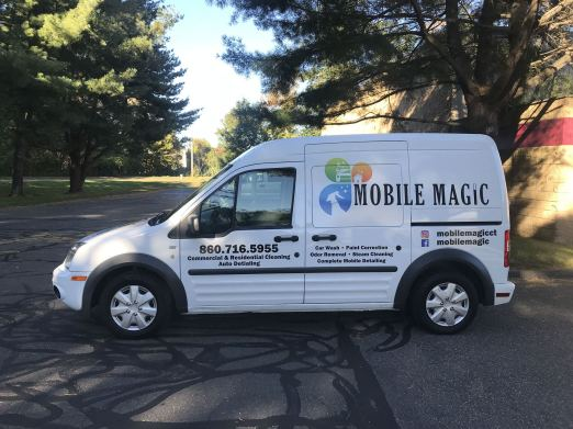Vehicle Graphics in South Windsor CT
