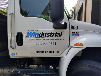 Vehicle Lettering in Newington CT