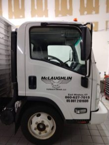 Vehicle Graphics in East Windsor, CT