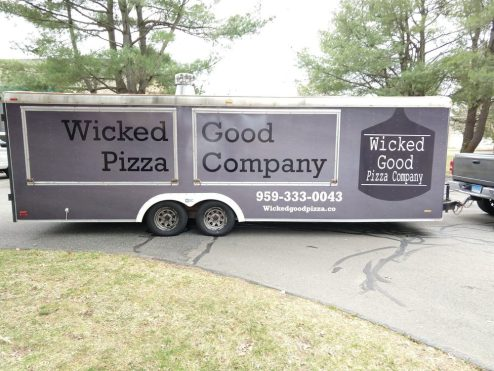 Trailer Wrap in Manchester, CT