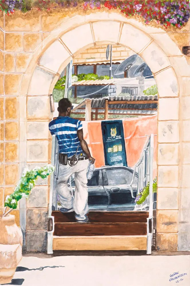 SENTINEL (City of David)
