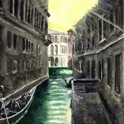 INTO THE LIGHT (Venice, Italy)