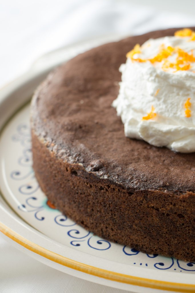 Torta Gianduia Flourless Chocolate Hazelnut Cake Recipe