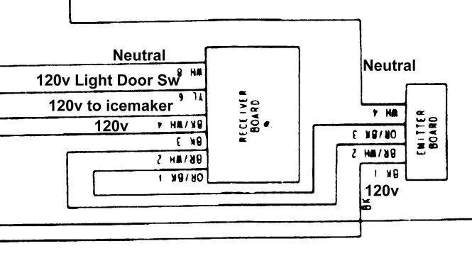 whirlpool ice maker wiring diagram wiring diagram require wiring diagram ice maker whirlpool fridge 6ed25dqf