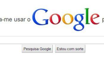 usar o google