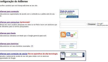 google adsense, celular, dinheiro, blogs