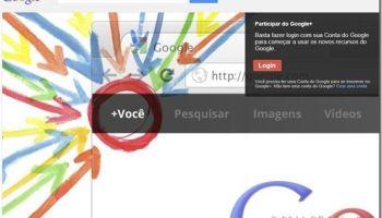 google plus, convite, criar perfil