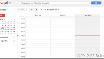 como usar o google agenda calendar
