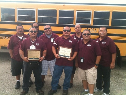 ALUTIIQ BUS DRIVERS FOR DODEA RATIFY CBA!