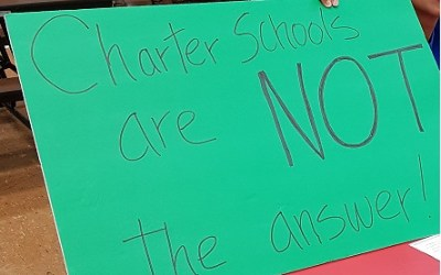 CLOSE CHARTER SCHOOLS TO SAVE GDOE