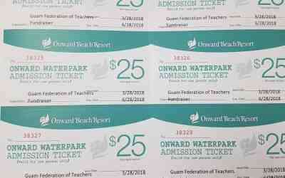 ONWARD WATER PARK TICKETS AVAILABLE AT GFT!