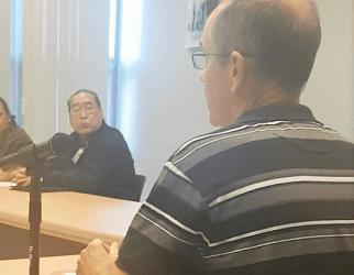 TEACHERS TESTIFY ON RECLASSIFICATION