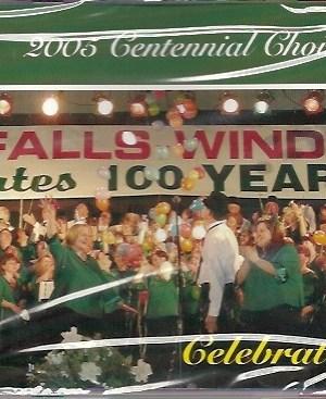 Centennial Choir CD