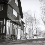 Grand Falls House October 1958