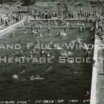 Grand Falls Townsite Swimming Pool