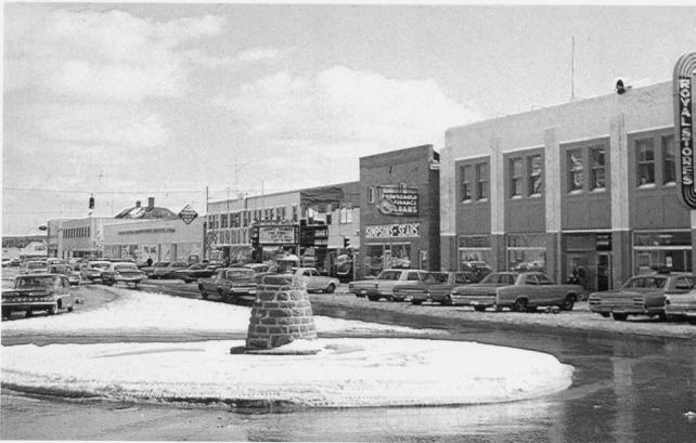 Dummy - HIgh Street, Grand Falls-Windsor