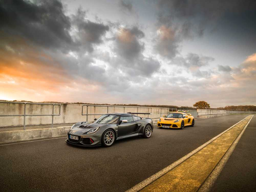 medium resolution of new lotus exige 430 cup driven