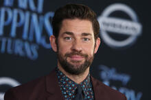 John Krasinski had an interview with Marvel.  Which hero will he play?