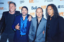 """Metallica will create music for the Disney movie """"Jungle Expedition"""".  Lars Ulrich explained how it happened"""