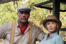 """Meet Dwayne Johnson and Emily Blunt as adventurers in the trailer """"Jungle expeditions"""" from Disney"""