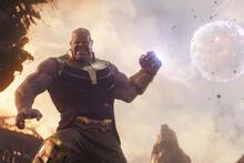 Thanos - Avengers: Infinity War - film still