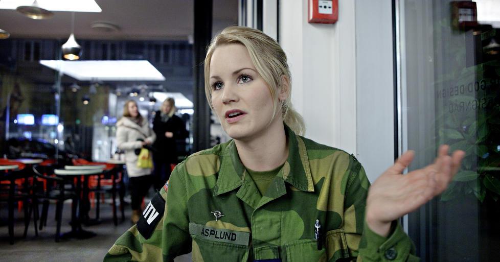 mannehateren Alice Asplund