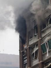 Eksplosjon regjeringskvartalet (Foto: SCANPIX NORWAY/Reuters)