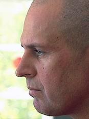 Roger Carlström (Foto: Trond Stenersen / NRK)
