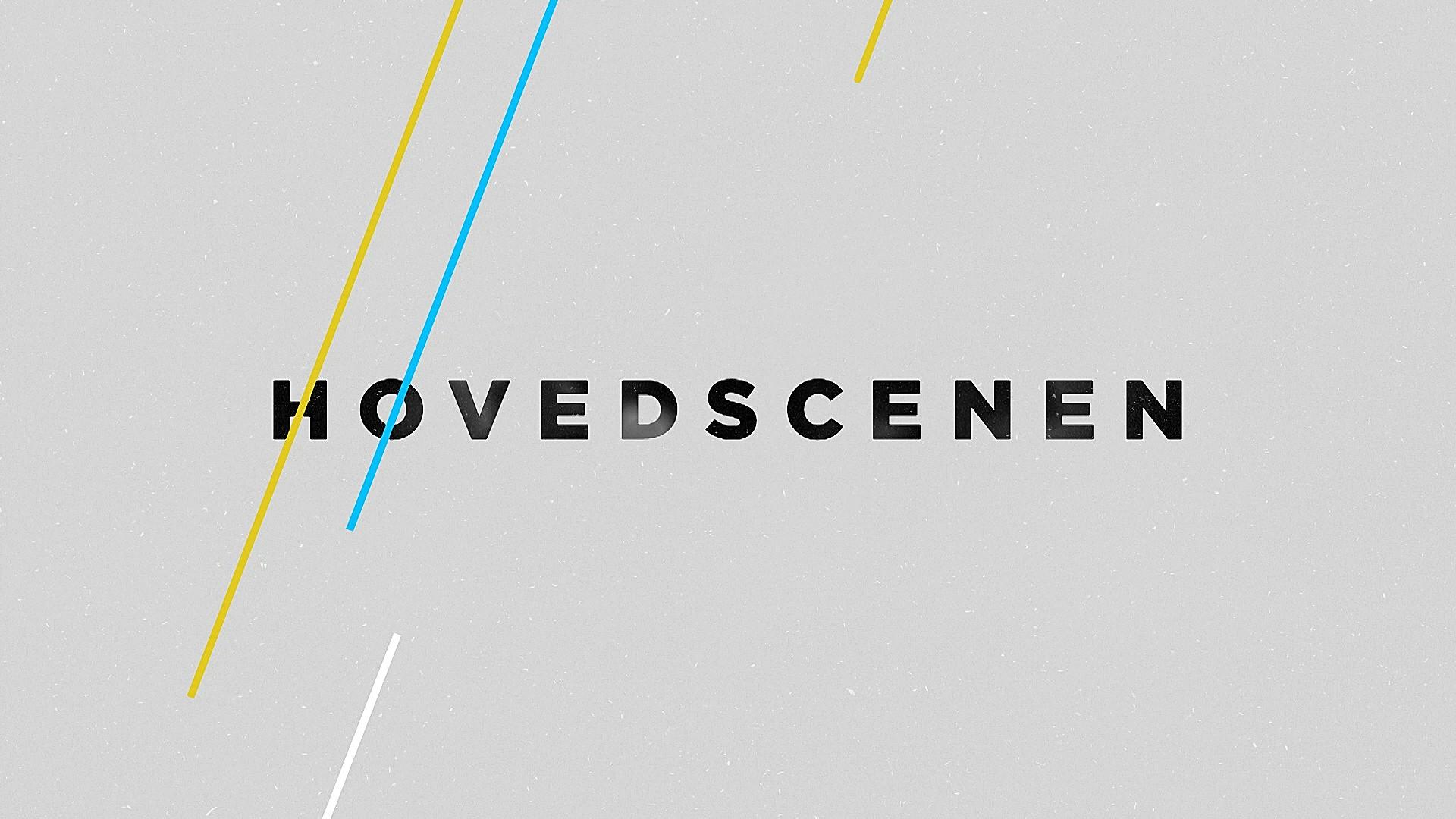 NRK TV – Hovedscenen - TV