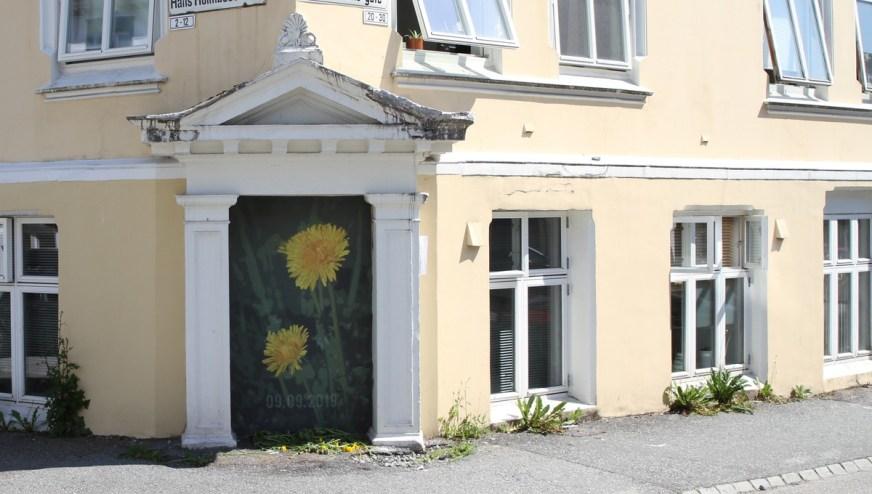 Nytt måleri har dukka opp i Bergen – NRK Vestland