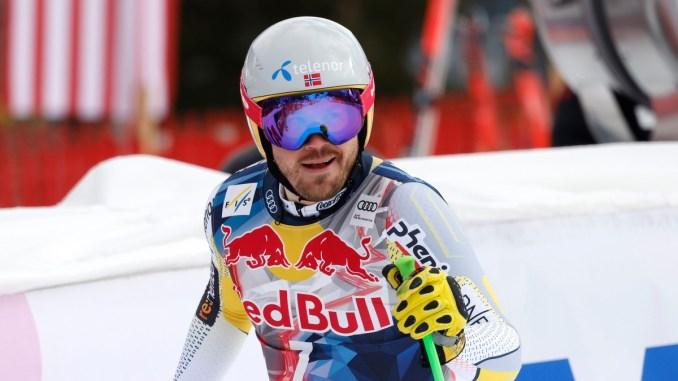 Jansrud kjørte staven i skien, slet med føret og bommet i generalprøven