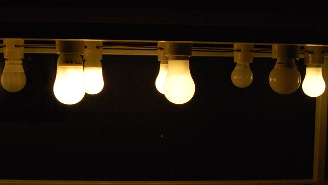 Nemko test of bulbs (Nemko)