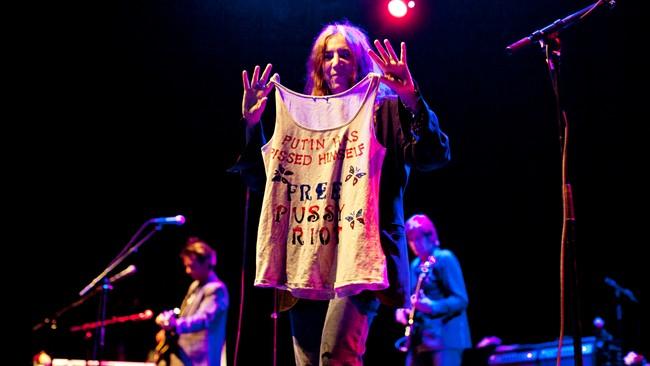 Patti Smith (Foto: Karlsen, Anette/NTB scanpix)