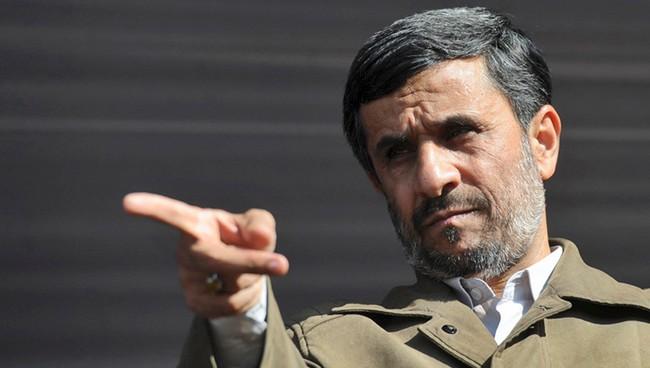 Mahmoud Ahmadinejad (Foto: Saman Aghvami/Ap)