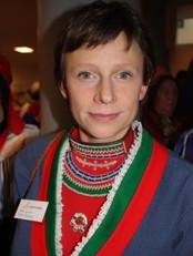 Sara Larsson (Foto: Åse Pulk/NRK)