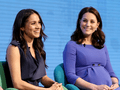 Duchesses Meghan and Kate