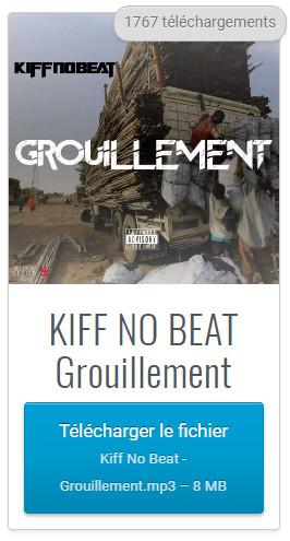 kiff no beat grouillement mp3 gratuit