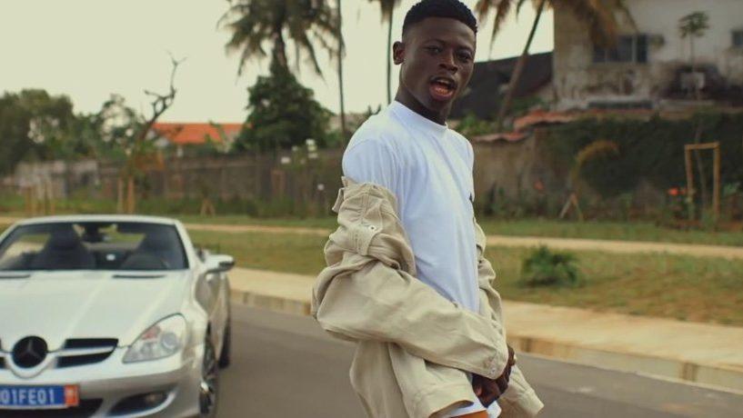 MC ONE prodige du rap ivoire veut la peau du 'Shérif' dans son clip