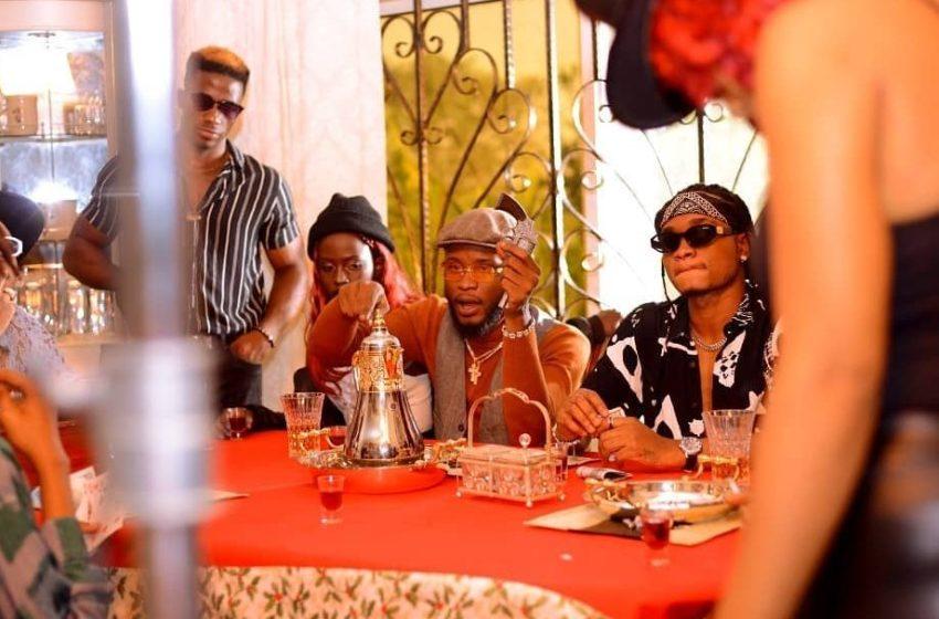 Libende Boyz – Motivé (EP) disponible .