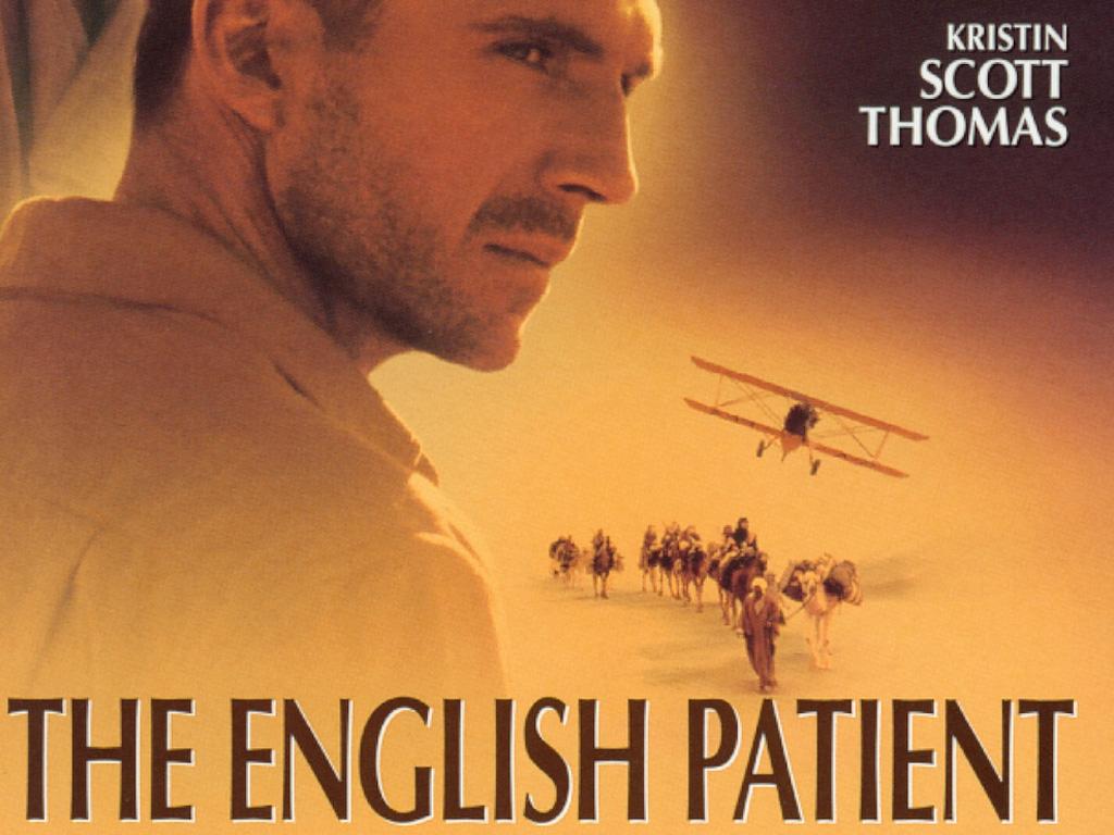 Der englische Patient DVD oder Bluray leihen
