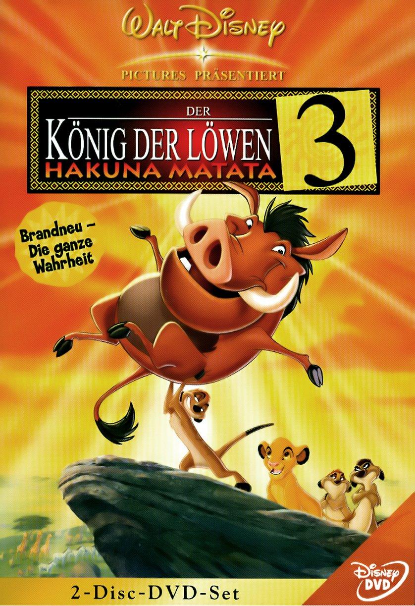 Der König der Löwen 3 DVD oder Blu-ray leihen
